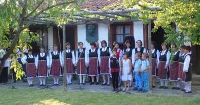 Паметен празник за Апостола и толерантността в с. Войнягово, община Карлово