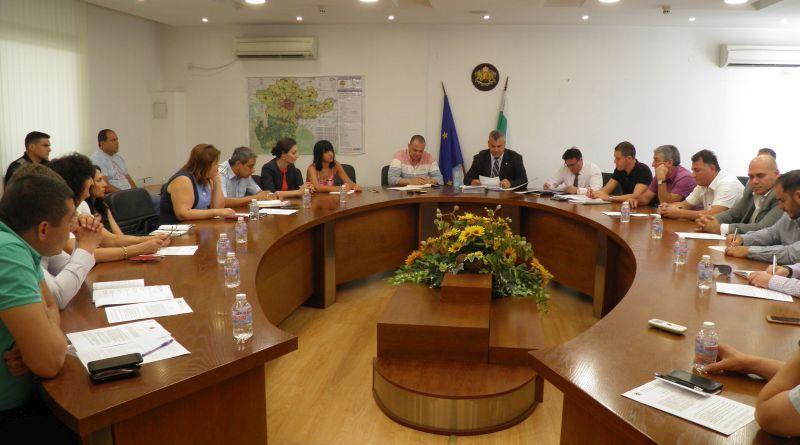 Редовно заседание на Областната епизоотична комисия
