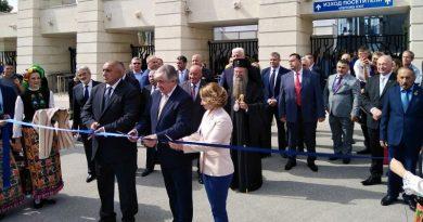 Министър-председателят разгледа най-новите обекти в Пловдив и откри Международния технически панаир