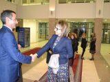 Заместник областният управител Петър Петров поздрави Генералния консул на Република Турция Хюсейин Ергани