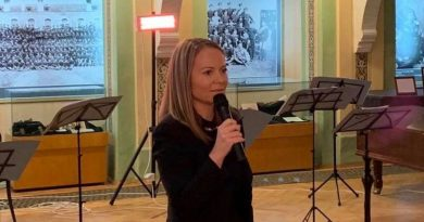 Дани Каназирева бе домакин на Коледен концерт с участието на бароковия ансамбъл КОЛЕГИУМ РИТОРНЕЛО към НУМТИ Добрин Петков