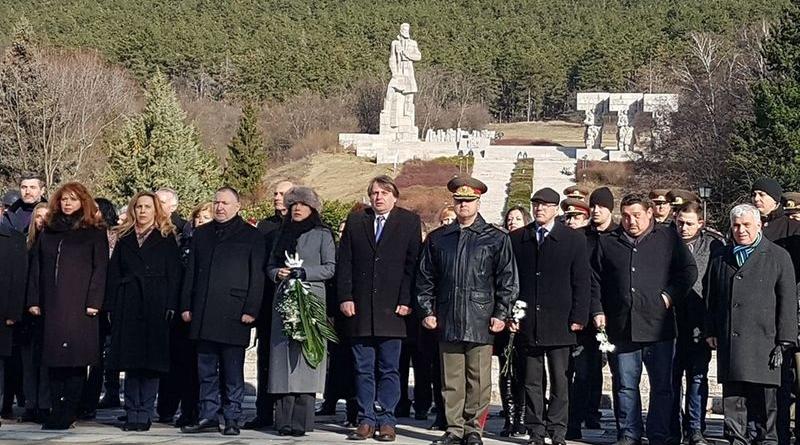 В Пловдив и Калофер бе отбелязана тържествено 172-та годишнина от рождението на Христо Ботев