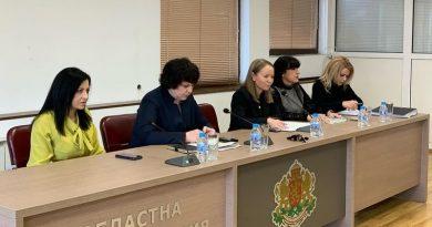 Областният управител Дани Каназирева откри първото заседание на Областния координационен център