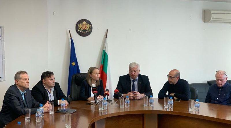 Каназирева: Работна група от израелски и български специалисти ще движи проекта Въча