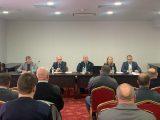 20022020-01-001Областният управител Дани Каназирева  присъства на отчета на РД Пожарна безопасност и защита на населението – Пловдив