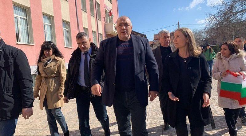 Премиерът Бойко Борисов посети Пловдив и Асеновград