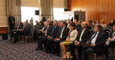 Заместник областният управител Евелина Апостолова участва в среща-дискусия с министрите на туризма на България и на Гърция