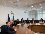 Първа онлайн пресконференция на Областния кризисен щаб за взетите решения