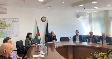 Организацията в Пловдив и областта в тази извънредна ситуация е много добра
