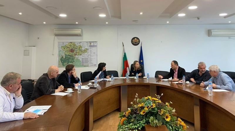Здравното министерство одобри направената организация от Медицинския щаб за лечение на COVID-19  в болниците на територията на област Пловдив