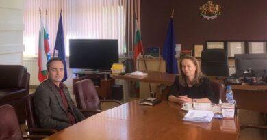 Областният кризисен щаб получи дарение от Генералният консул на Република Турция в Пловдив
