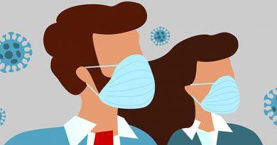 Носете защитна маска