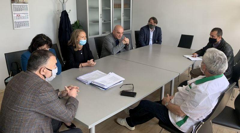 Областният управител ще се срещне с персонала и ръководството на МБАЛ Д-р Киро Попов в Карлово