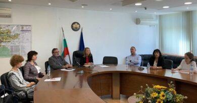 В Областна администрация се проведе първото заседание на работната група за националното представително проучване в Пловдив за COVID-19