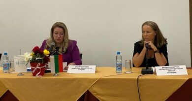 Областният управител Дани Каназирева и заместник-министърът на туризма Ирена Георгиева се срещнаха с представители на туристическия бранш в гр. Хисаря