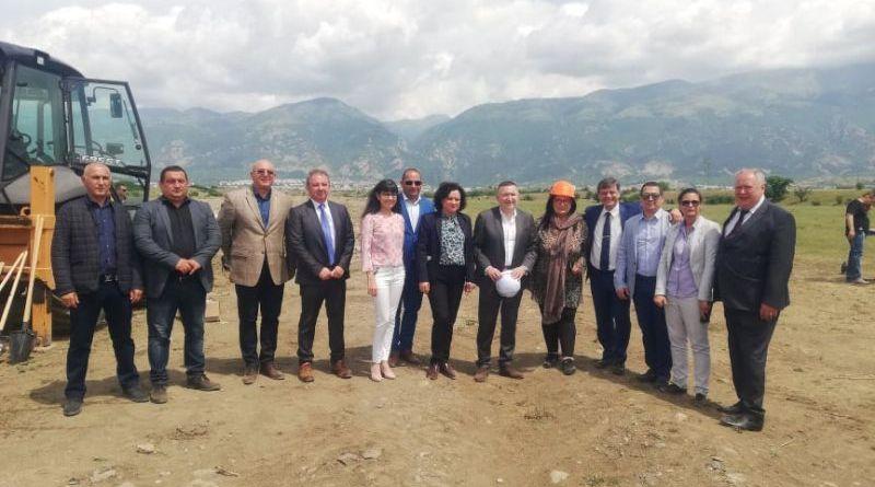 Министърът на околната среда и водите Емил Димитров даде старт на голям екопроект в Карлово