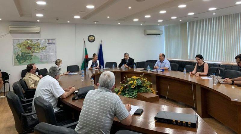 Комисията за военните паметници към Областна администрация реши паметникът в село Труд да бъде вписан в регистъра