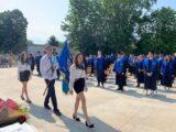 Областният управител Дани Каназирева връчи дипломите на отличници на Випуск 2020 на ЕГ Пловдив