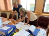 До края на месеца  започва изграждането на  локалите на Асеновградско шосе