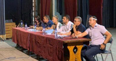 Каназирева: Дългосрочно решение с мангана в питейната вода на Брестовица Проблемът бе обсъден на среща с хората