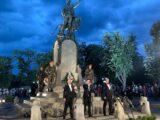 Областният управител  Дани Каназирева присъства на тържествения митинг-заря по случай 183 години от рождението на Апостола