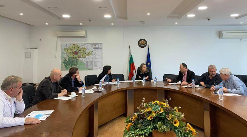 Каназирева: Областният кризисен щаб с мерки срещу разпространението на COVID-19 в Пловдив и областта