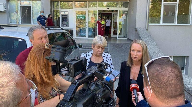 Каназирева: Няма да позволя да се връщат пациенти, предприехме спешни мерки в Дома за хора с увреждания в Джурково след трите положителни проби