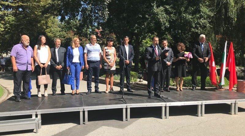 """Връчиха награда """"Люсиен Шавалас"""" за принос в зелената система на Пловдив"""