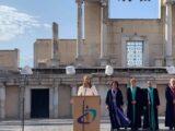 Областният управител Дани Каназирева присъства на откриването на новата  учебна година в Хуманитарната гимназия, АМТИИ и Медицинския университет