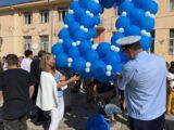 """В ОУ """" Петър Берон"""" – открит урок по безопасност в Европейския ден без загинали на пътя"""
