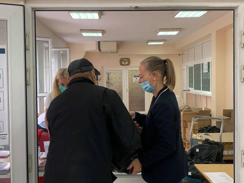 Над 23 хиляди души в нужда от пловдивска област ще получат хранителни пакети от БЧК по Оперативната програма за храни, съфинансирана от Фонда за европейското подпомагане на най-нуждаещи се