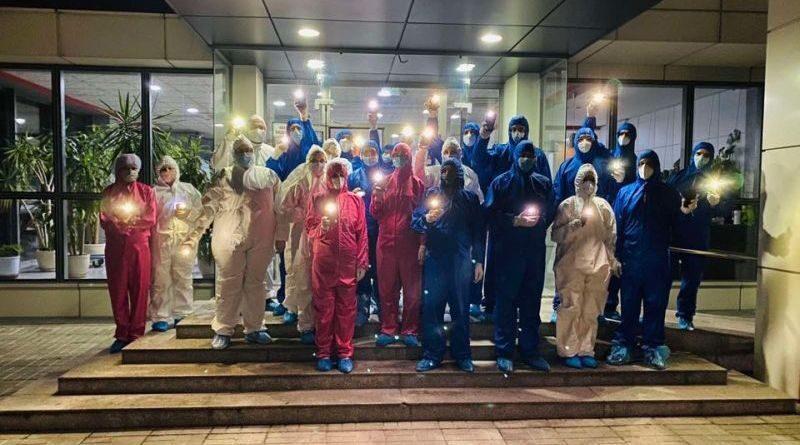 Медиците от Пловдив с емоционален призив да се спазват мерките срещу COVID-19