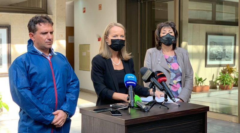 """МБАЛ """"Свети Мина"""" в Пловдив се преобразува в болница за лечение на пациенти с Ковид-19, разкриват се още 142 легла в други здравни заведения"""