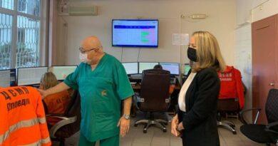 С електронната системата за свободните легла хоспитализациите в Пловдив и областта стават по-бързо
