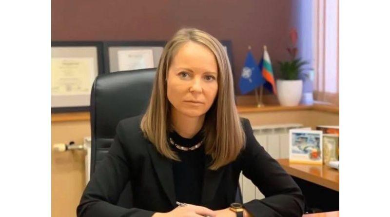 Дани Каназирева -Областен управител на Област Пловдив