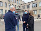 Каназирева: Болницата в Карлово има добра организация и се справя