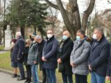 Областният управител Дани Каназирева  участва в отбелязването на 73-та годишнина от рождението на Христо Ботев