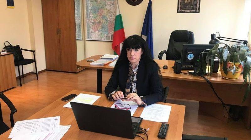 Заместник-областният управител Евелина Апостолова взе участие в първото за тази година заседание на Регионалния съвет за развитие на Южен централен регион за планиране