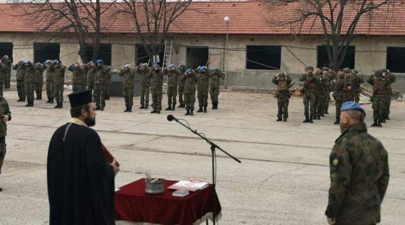 В Пловдив тържествено изпратиха Контингент от Специалните сили на мисия на НАТО в Косово
