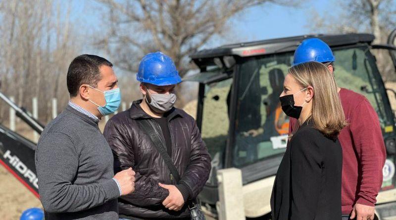 Започна изграждането на дублиращите кладенци за чиста вода на Брестовица