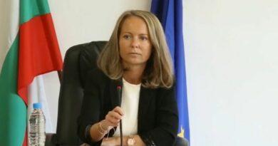 Дани Каназирева - Областен управител на област Пловдив
