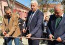 """Временно изпълняващият длъжността областен управител Петър Петров присъства на откриването на първата """"зелена класна стая"""" в Пловдив"""