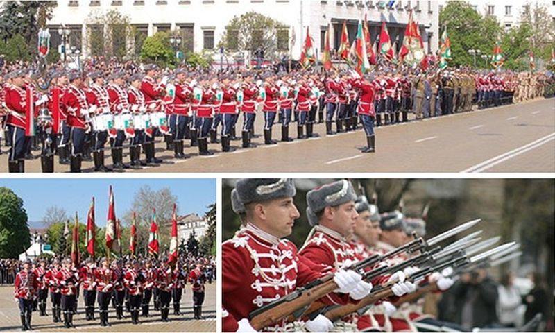 6-ти май Ден на българската армия