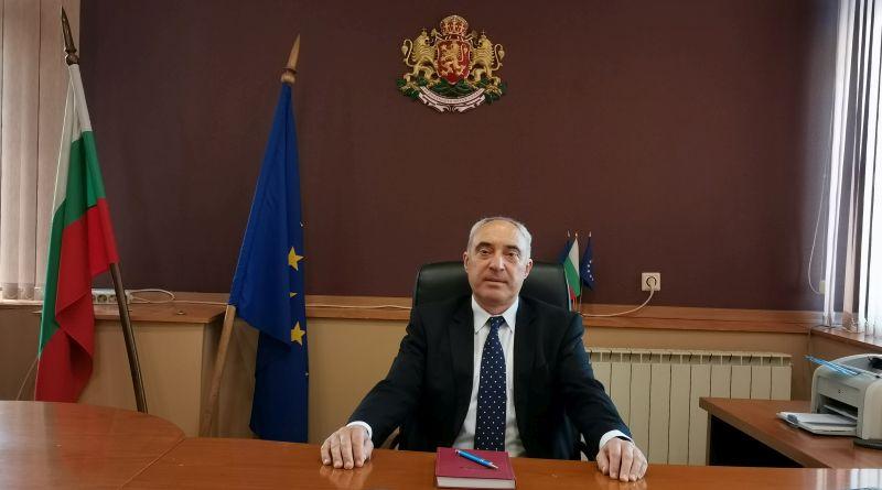 Ангел Стоев - Областен управител на област Пловдив