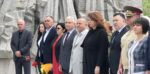 Заместник-областният управител Иванка Петкова присъства на отбелязването на 145-та годишнина от гибелта на Ботев в Калофер