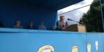 Ангел Стоев присъства на тържествено изпращане на наш контингент в мироопазваща мисия