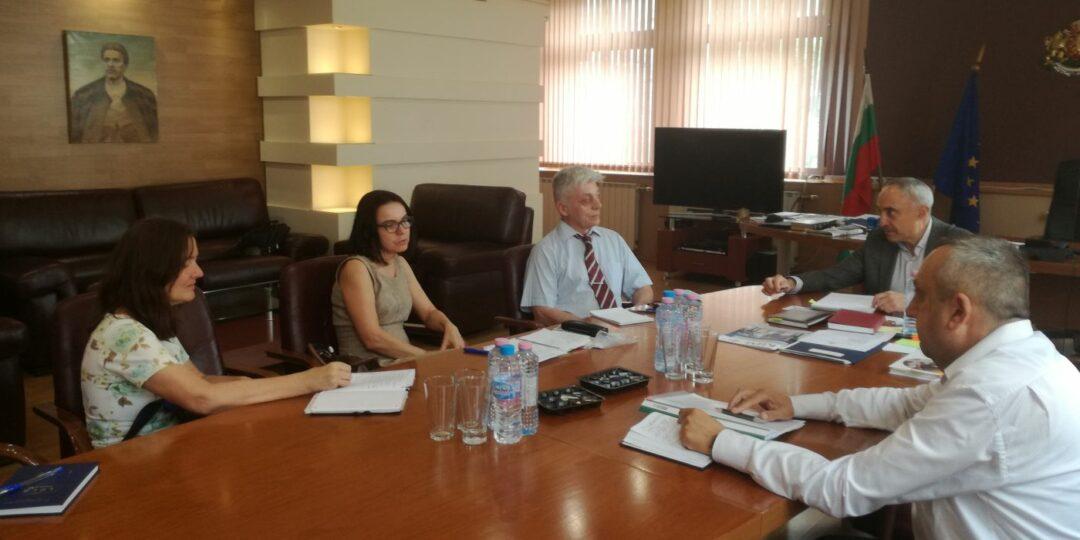 Днес в Областна администрация на област Пловдив се състоя среща с наблюдатели от Мисията за наблюдение на избори в Република България на Организацията за сигурност и сътрудничество в Европа.