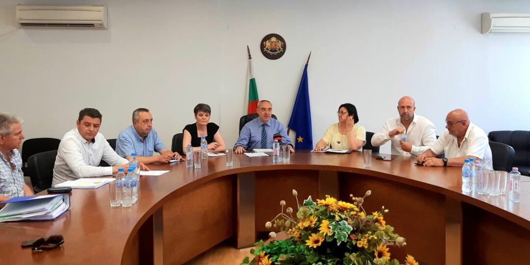 Ангел Стоев поиска публичност и прозрачност на проекта за препроектиране на Околовръстното
