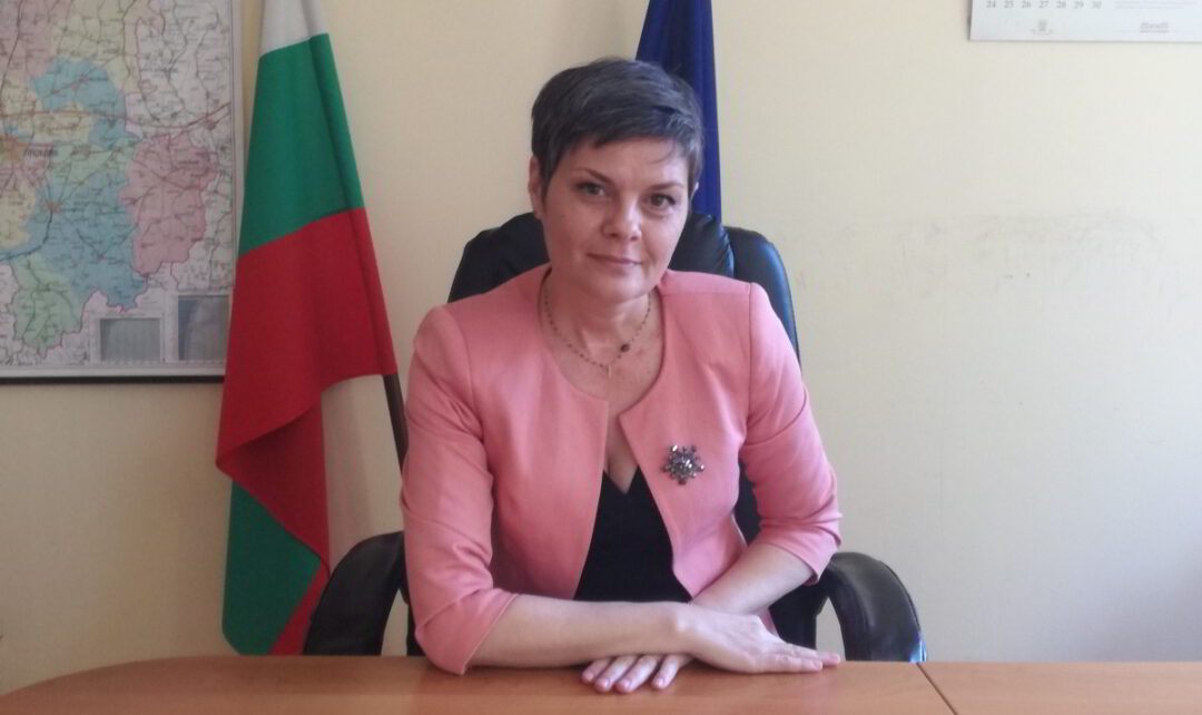 Даниела Николова - Заместник областен управител на област Пловдив