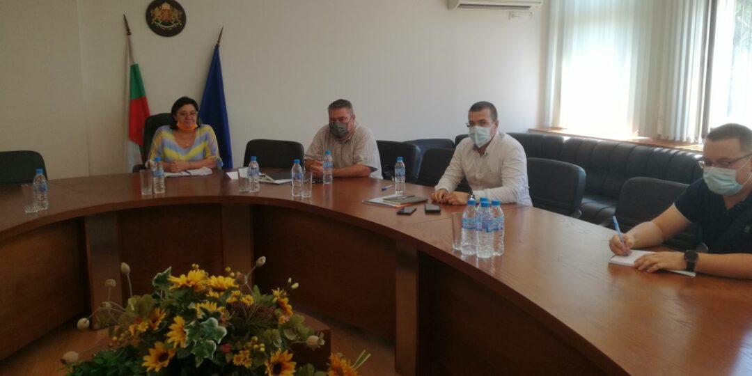 Областната епизоотична комисия с незабавни мерки по отношение на Африканската чума по свинете